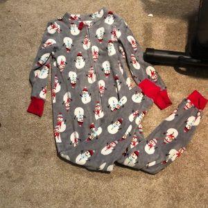 Modcloth fleece onesie